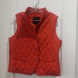 Talbots womens vest